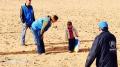 """""""Suriyeli çocuk, çölü tek başına geçti"""""""