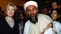 """Bin Ladin, Clinton'la el sıkışıyor"""