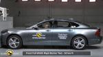 Volvo S90 kaya gibi sağlam: Tüm çarpışma testlerinden tam puan aldı