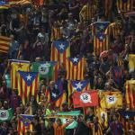İspanya ve Katalonya arasındaki soğuk savaşın fotoğrafları