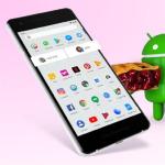 Yapay zekâ destekli Android 9 Pie yayınlandı!