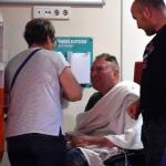 Kuyumcudan çaldığı 40 bin dolarlık yüzüğü yutan turist hastanede gözetim altında