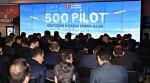 THY ailesine 500 yeni pilot katıldı: Havalimanı polisiydi, pilot oldu