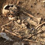 Haydarpaşa Garı çevresinde 1000 yıllık iskelet bulundu