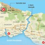 İstanbul Yeni Havalimanı'na nasıl gidilir?