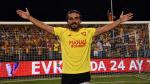 Göztepe, Halil Akbunar'ın sözleşmesini uzattı