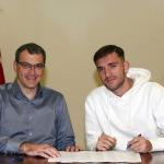 Fenerbahçe'de altyapı çalışıyor: Cenk Alptekin'le 3 yıllık sözleşme