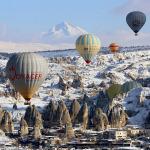 Kapadokya'nın balonlarından Türkiye ekonomisine büyük katkı