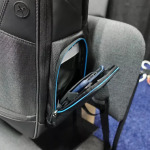 Targus'tan kablosuz şarj yuvasına sahip sırt çantası: Mobile VIP+