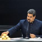 Venezuela'ya 'altın' üzerinden küresel ambargo
