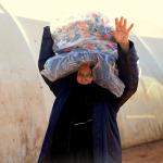 Çadırlarda yaşam mücadelesi: 7 bin ihtiyaç sahibine battaniye yardımı