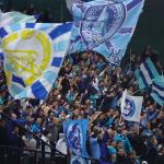 Fenerbahçe tribünleri Ruslara ders verdi