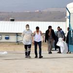Tavuk çiftliğinde panik: 12 çalışan hastaneye kaldırıldı