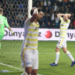 Başakşehir - Fenerbahçe maçının kırılma anı