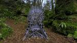 Game of Thrones etkinliği: Dünyanın herhangi bir yerine saklanılan '6 Demir Taht'ı bul