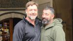 Russell Crowe: Cem Yılmaz'a ve harika ülkesine sevgiler