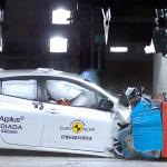 2016 yılının en güvenli otomobilleri