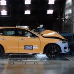 2018 Volvo XC60 tüm çarpışma testlerinden başarıyla geçti