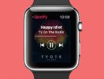 Spotify'ın Apple Watch versiyonu hazırlanıyor