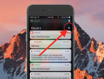 iPhone'daki tüm bildirimler tek seferde nasıl silinir?