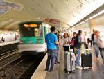 Paris metrosunda hava kirliliği tehlikeli boyutlara ulaştı