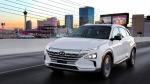 Hidrojenle çalışan Hyundai Nexo tanıtıldı
