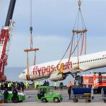 Trabzon'daki uçak kurtarıldı! Kurtarılma maliyeti dudak uçuklattı