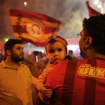Galatasaray'ın şampiyonluğundan en güzel 10 fotoğraf