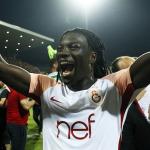 Süper Lig'in en golcü yabancısı Gomis