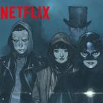 Netflix, The Magic Order isimli çizgi roman için fragman yayınlandı