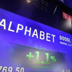 Google'ın ana kuruluşu Alphabet'in hisseleri rekor kırdı