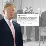 Brunson Günlükleri: Trump tweeti & Johnson mektubu