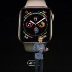 Apple Watch 4 tanıtıldı, işte tüm ayrıntılar!