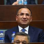 Cumhurbaşkanı Erdoğan konuştu, Bozdağ gözyaşlarını tutamadı