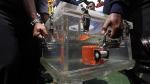 Endonezya'da düşen uçağın karakutusu açıldı