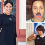 ABD seçimlerinde oy kullanan ünlüler