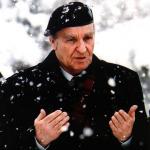 Aliya İzzetbegoviç'in efsane olan 'devasa haç' cevabı