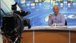 Usta spiker canlı yayında kalp krizi geçirdi