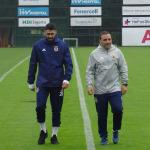 Fenerbahçe'de Tolga Ciğerci sevinci