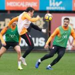 Galatasaray'a sakat futbolculardan müjdeli haber