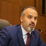 AK Parti Bursa'da 'devam' dedi: Alinur Aktaş