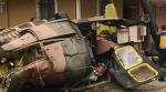 Canımız yandı: İstanbul'da askeri helikopter düştü