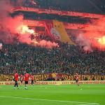 Galatasaray, Beşiktaş derbisi öncesinde antrenmanı taraftara açtı