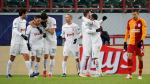 Galatasaray maçında şaşırtan tren sesi