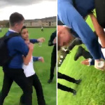 Mülteci çocuğa saldıran İngiliz'e nefret suçu soruşturması