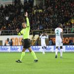 Alanyaspor'u çıldırtan penaltı pozisyonu