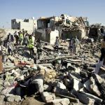 Kanlı oyun tahtası: Yemen