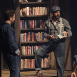 Esaretin Bedeli, Kerem Alışık'la ilk kez tiyatro sahnesinde