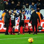 Beşiktaş'ta Dorukhan depremi