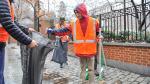 Trump hükümeti kapattı, gönüllü Müslümanlar çöpleri topladı